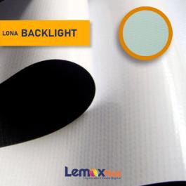 LONA 440G BACK LIGHT - LUMINOSO LONA 440G BACK LIGHT - LUMINOSO  4X0 CORES