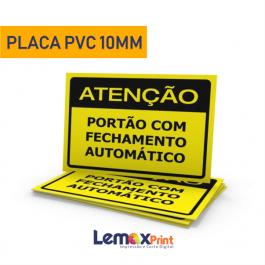 PLACA PVC 10MM PVC 10MM