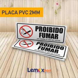 PLACA PVC 2MM PVC 2MM