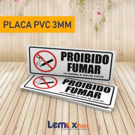 PLACA PVC 3MM PVC 3MM